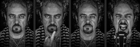 Steve Lukather »Toto«